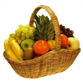 Cesta de frutas №3
