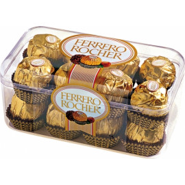 Candy ''Ferrero Rocher'' (Chest, 200 grams)